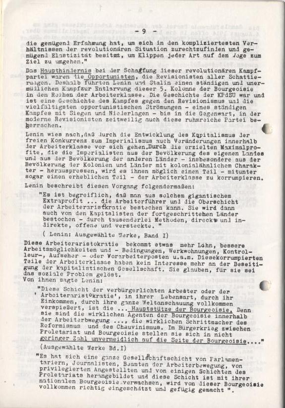 Spartacus_Brief, 4/5, Nov./Dez. 1967, Seite 9
