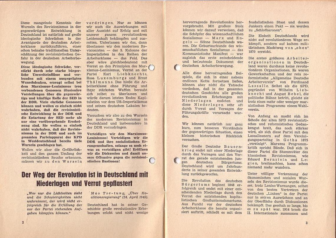 MLPÖ: Spartakusbrief, Sept./Okt.1967, Scan 3