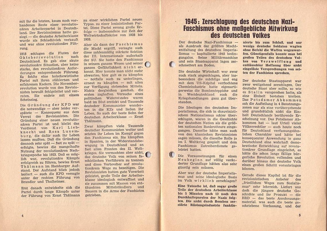 MLPÖ: Spartakusbrief, Sept./Okt.1967, Scan 4