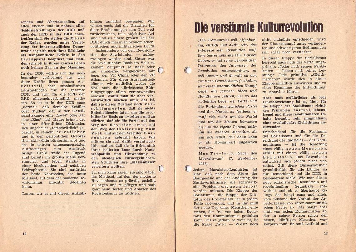 MLPÖ: Spartakusbrief, Sept./Okt.1967, Scan 8