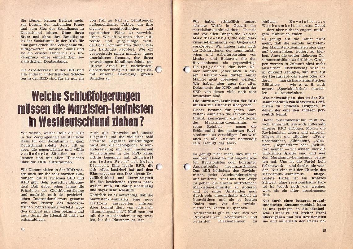MLPÖ: Spartakusbrief, Sept./Okt.1967, Scan 11