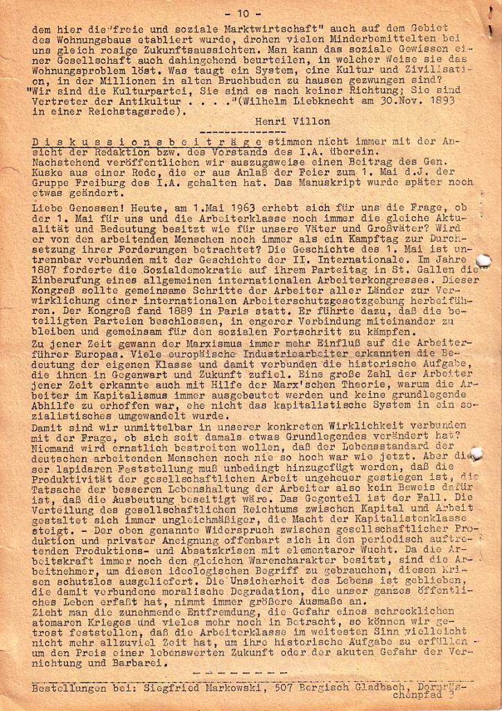 Informationsbrief_1963_05_10