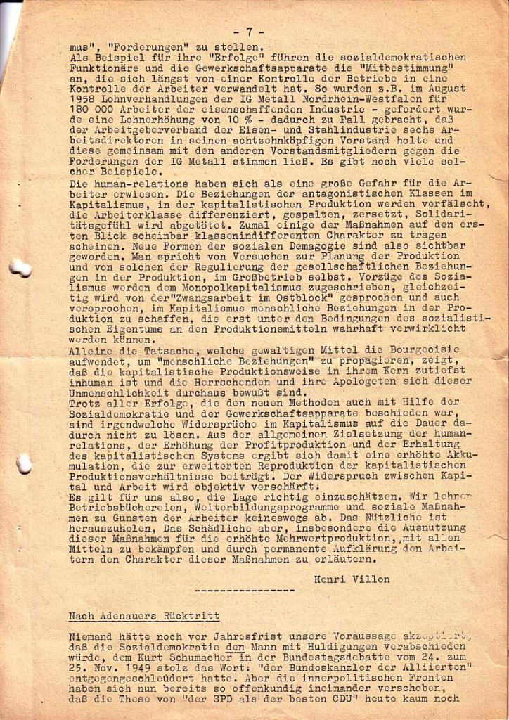 Informationsbrief_1963_08_07