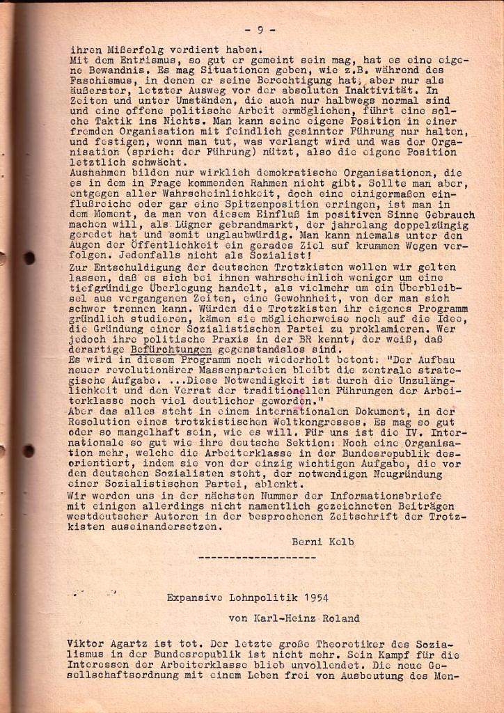 Informationsbrief_1965_25_09