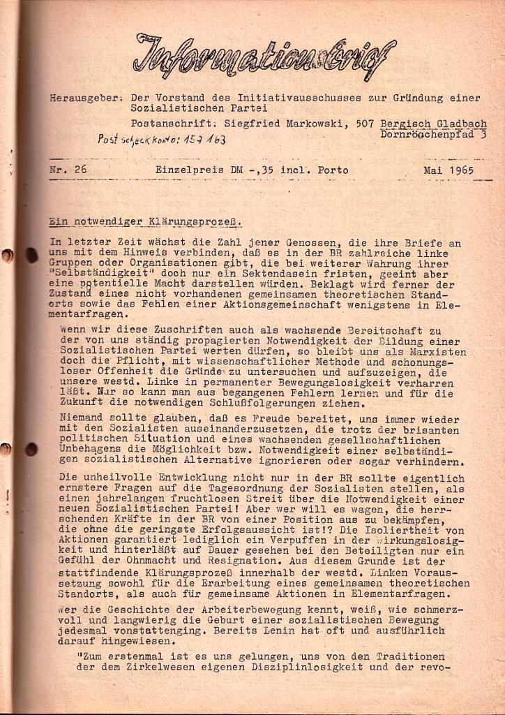 Informationsbrief_1965_26_01