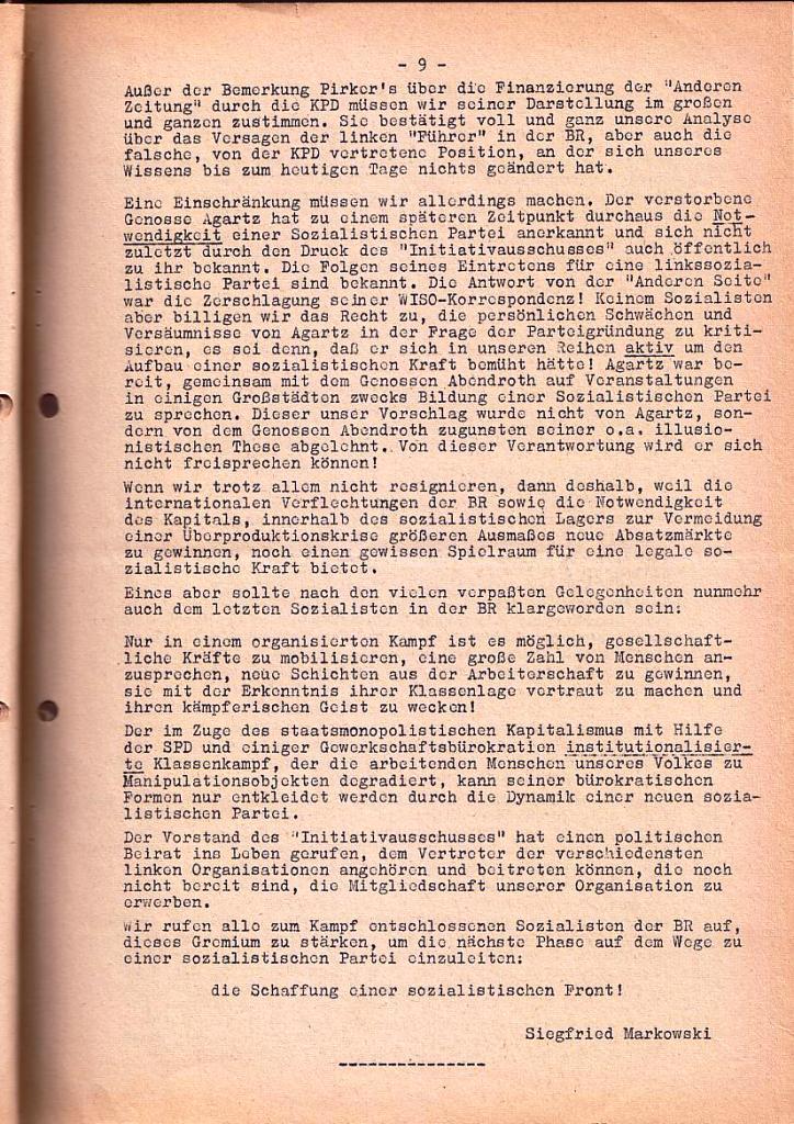 Informationsbrief_1965_26_09