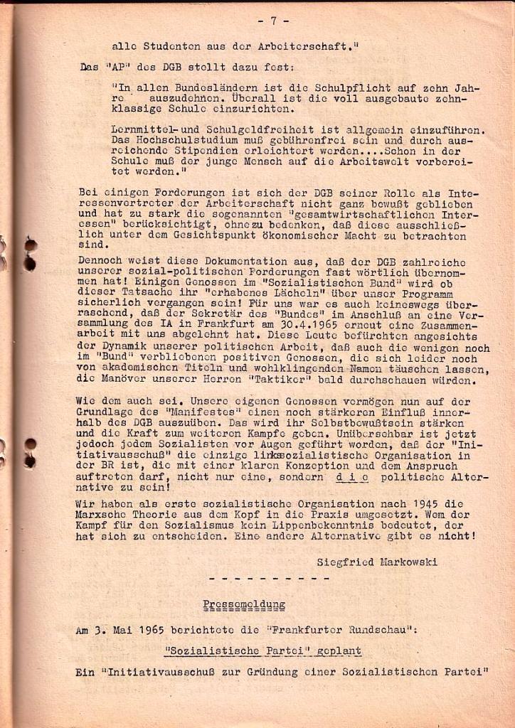 Informationsbrief_1965_27_07