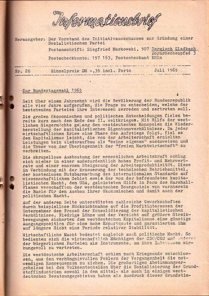 Informationsbrief_1965_28_01