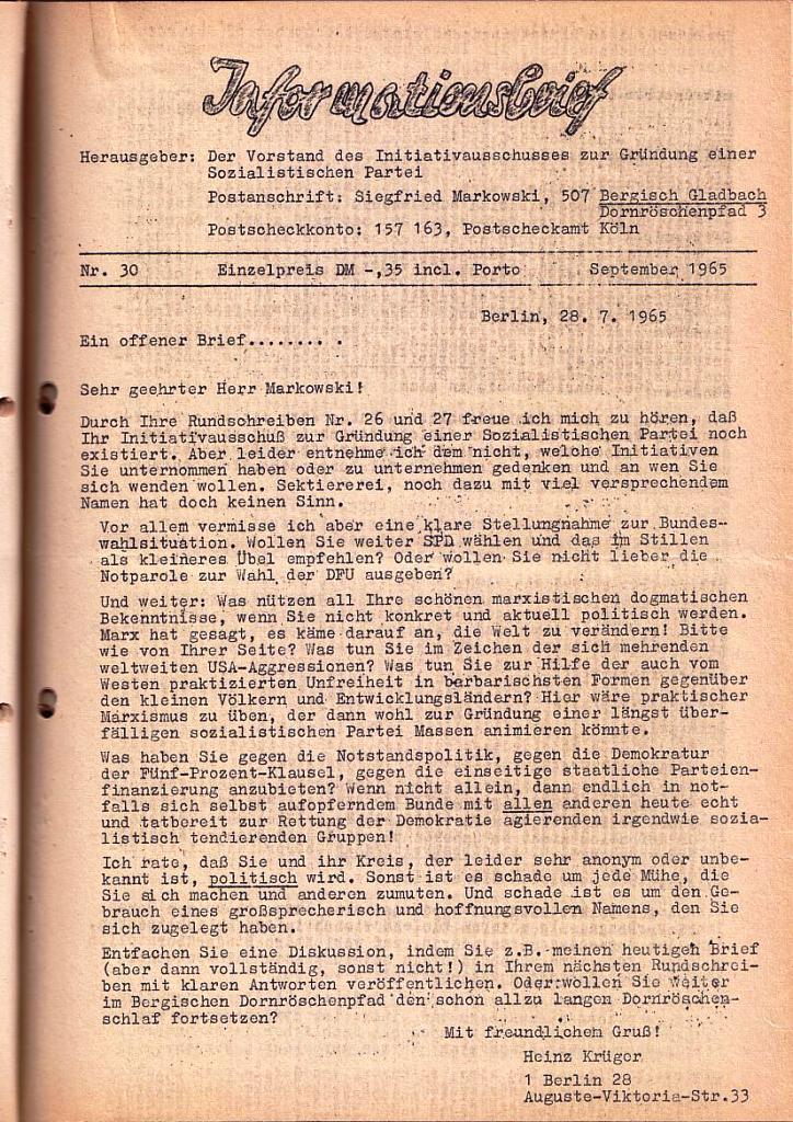 Informationsbrief_1965_30_01