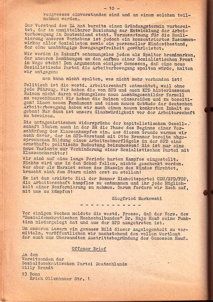 Informationsbrief_1965_31_10