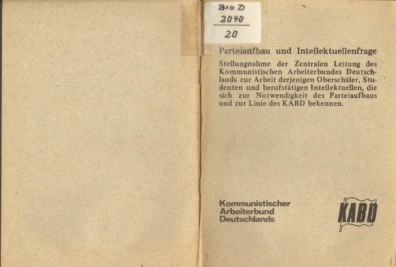 KABD_1976_Parteiaufbau_und_Intellektuellenfrage_01