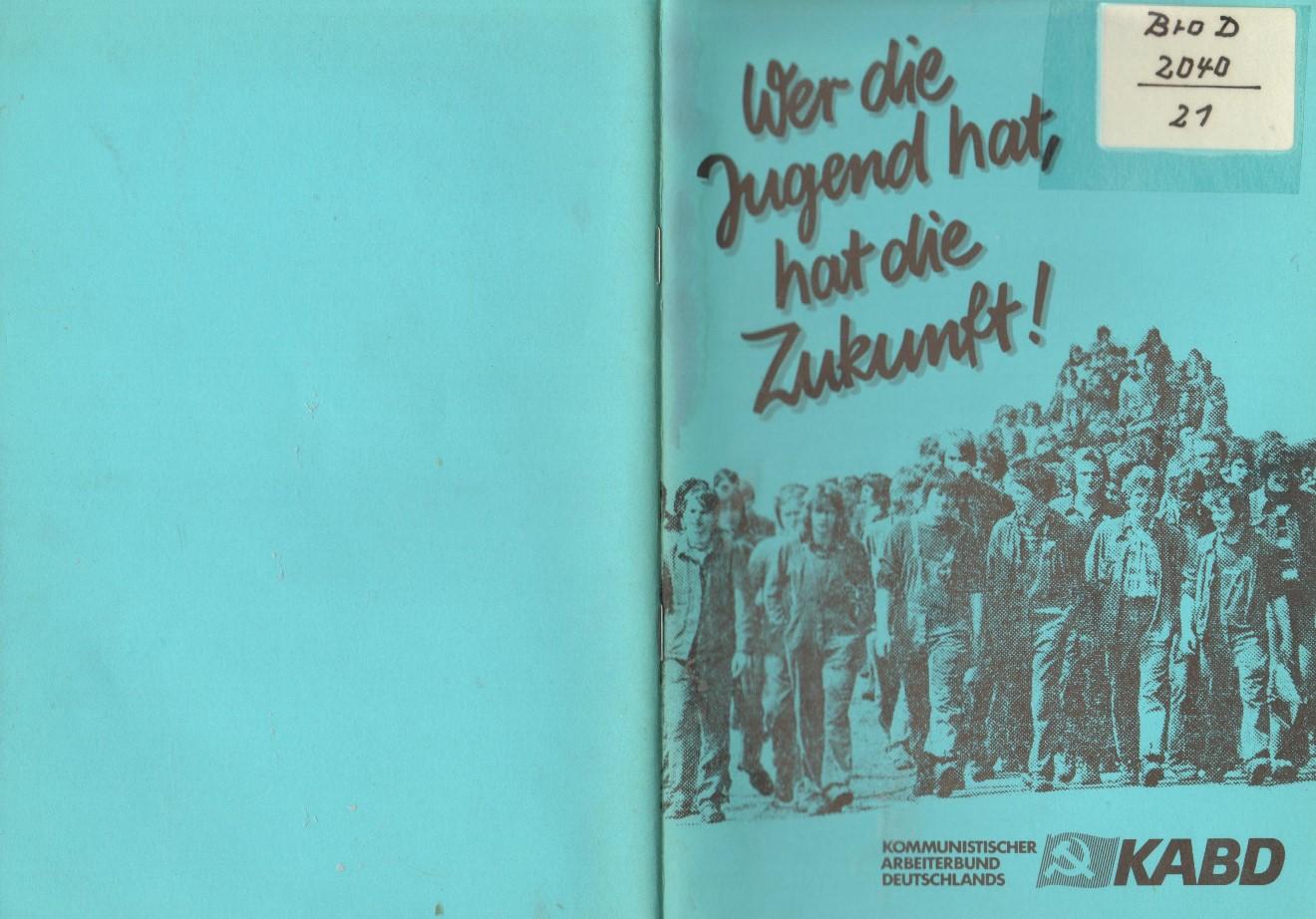 KABD_1977_Jugend_Zukunft_01