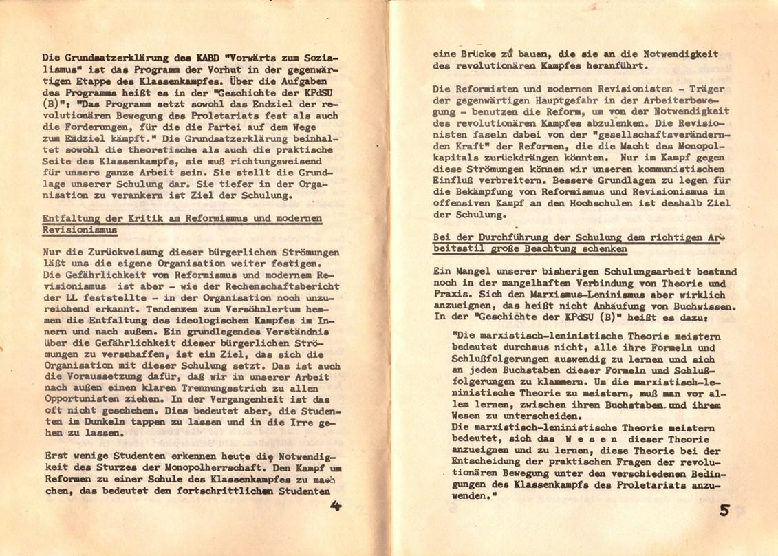 KSG_1973_Schulungsaufruf_04