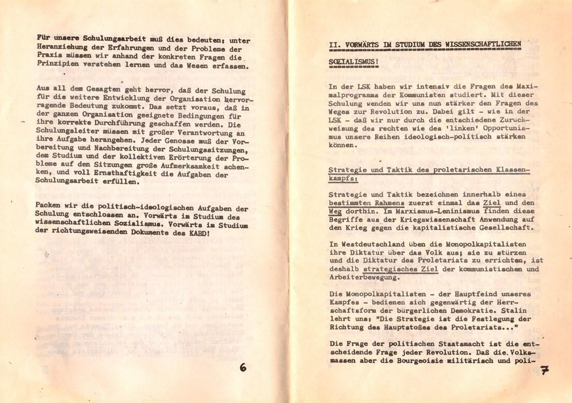 KSG_1973_Schulungsaufruf_05