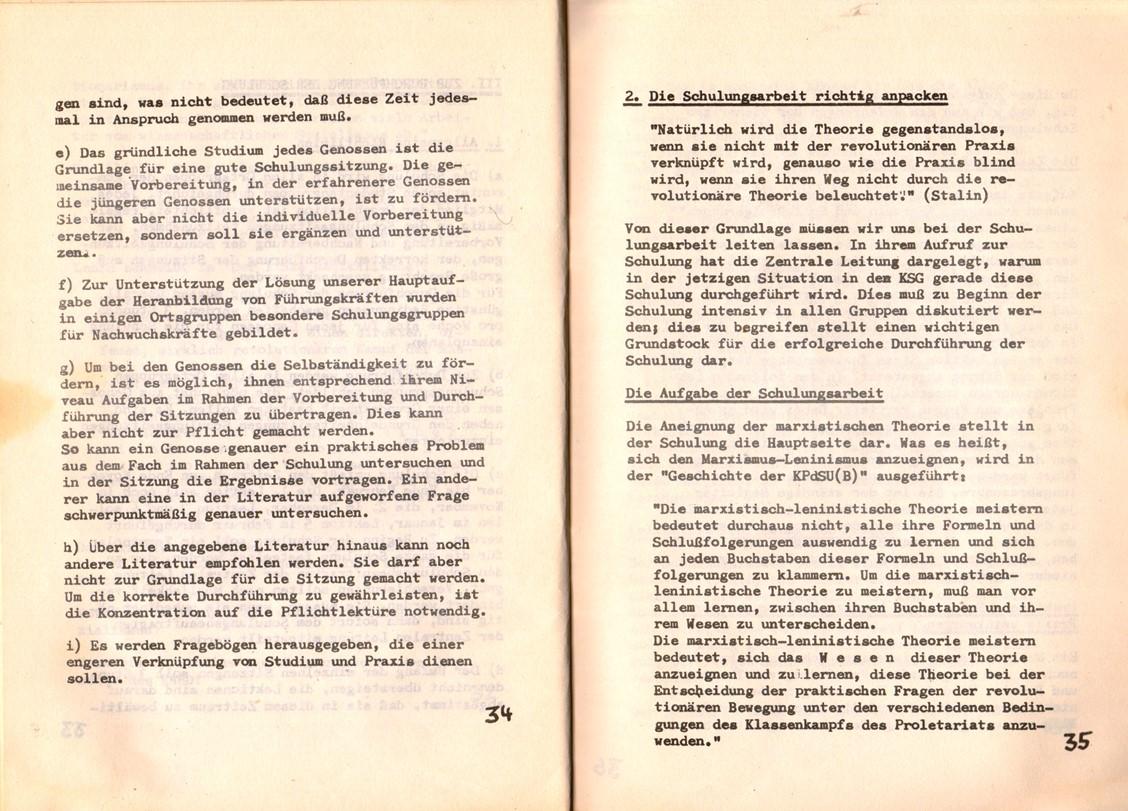 KSG_1973_Schulungsaufruf_22