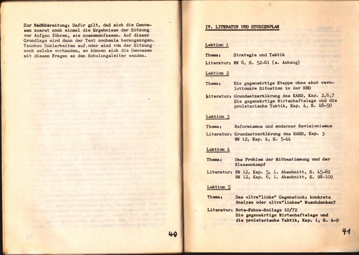 KSG_1973_Schulungsaufruf_25