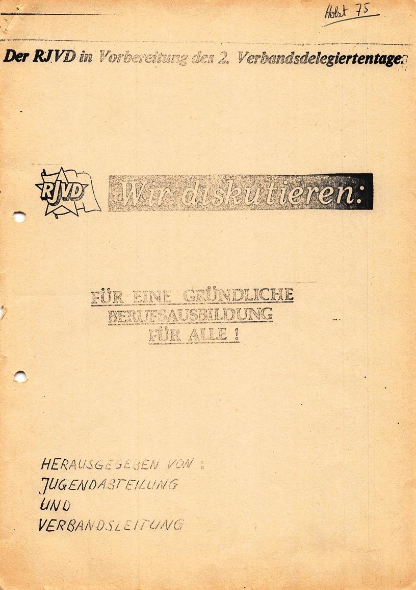 RJVD_1975_Briefwechsel_mit_Dickhut_01