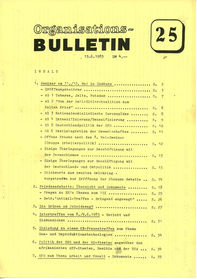 KB_Org_Bulletin_25_01