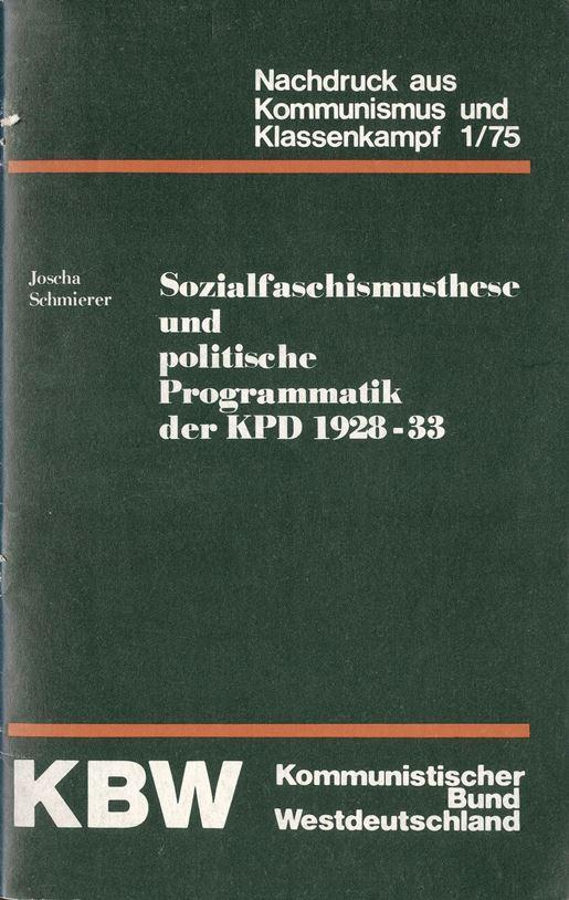 KBW_1975_Sozialfaschismus001