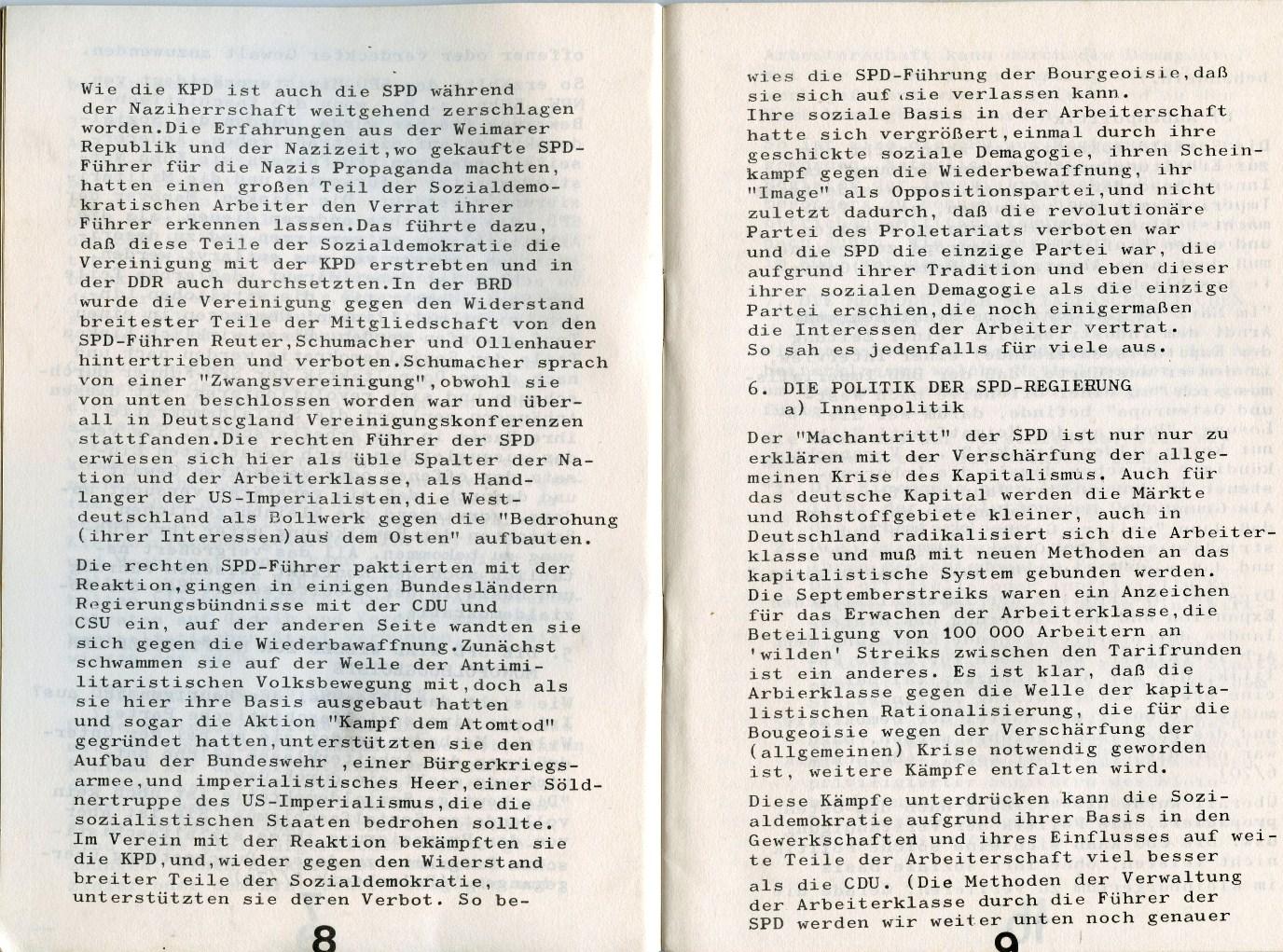 KJVD_Sozialdemokratie_Sozialfaschismus_1971_06