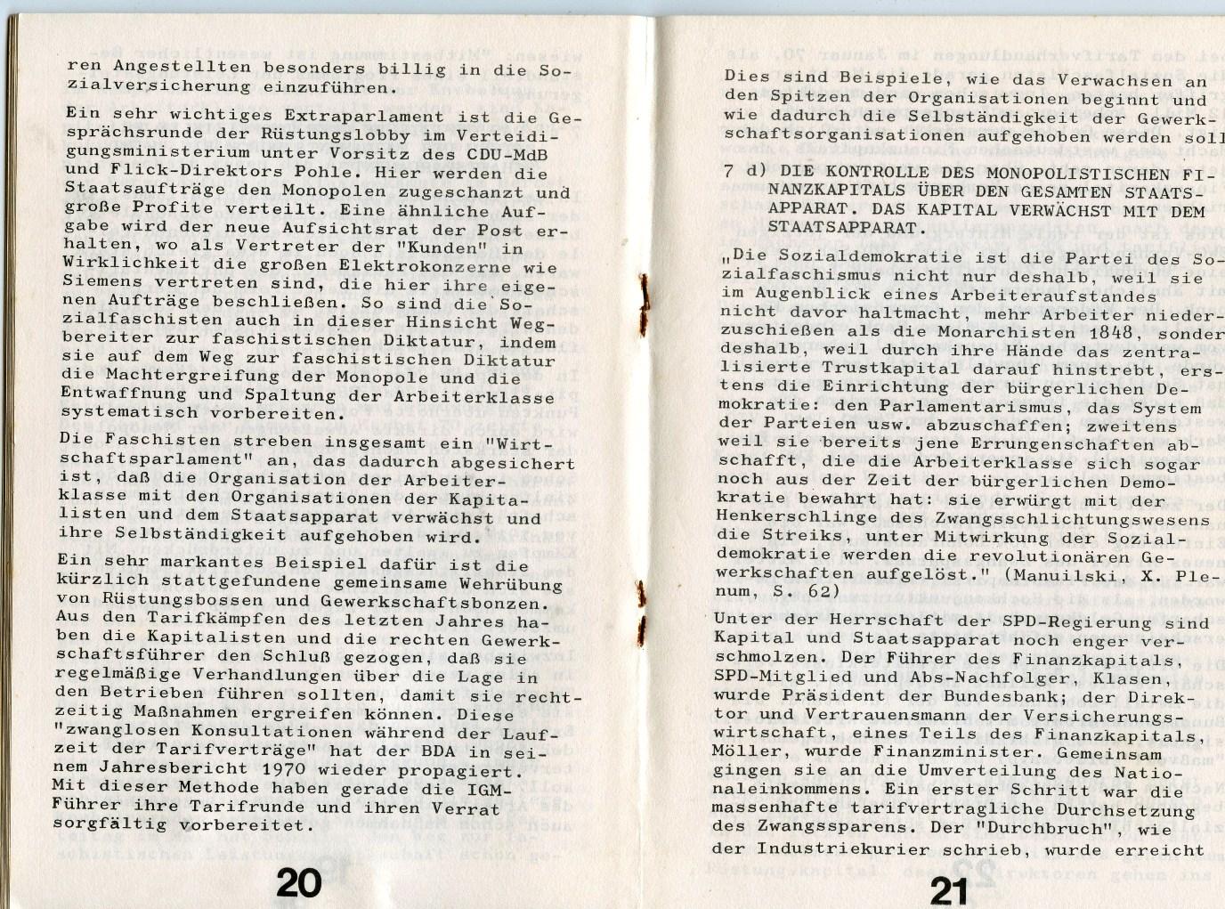 KJVD_Sozialdemokratie_Sozialfaschismus_1971_12
