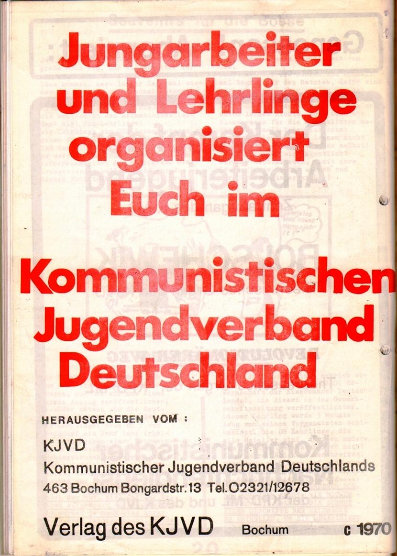 KDAJ, 1. Jg., 1970, Nr. 2, Seite 22