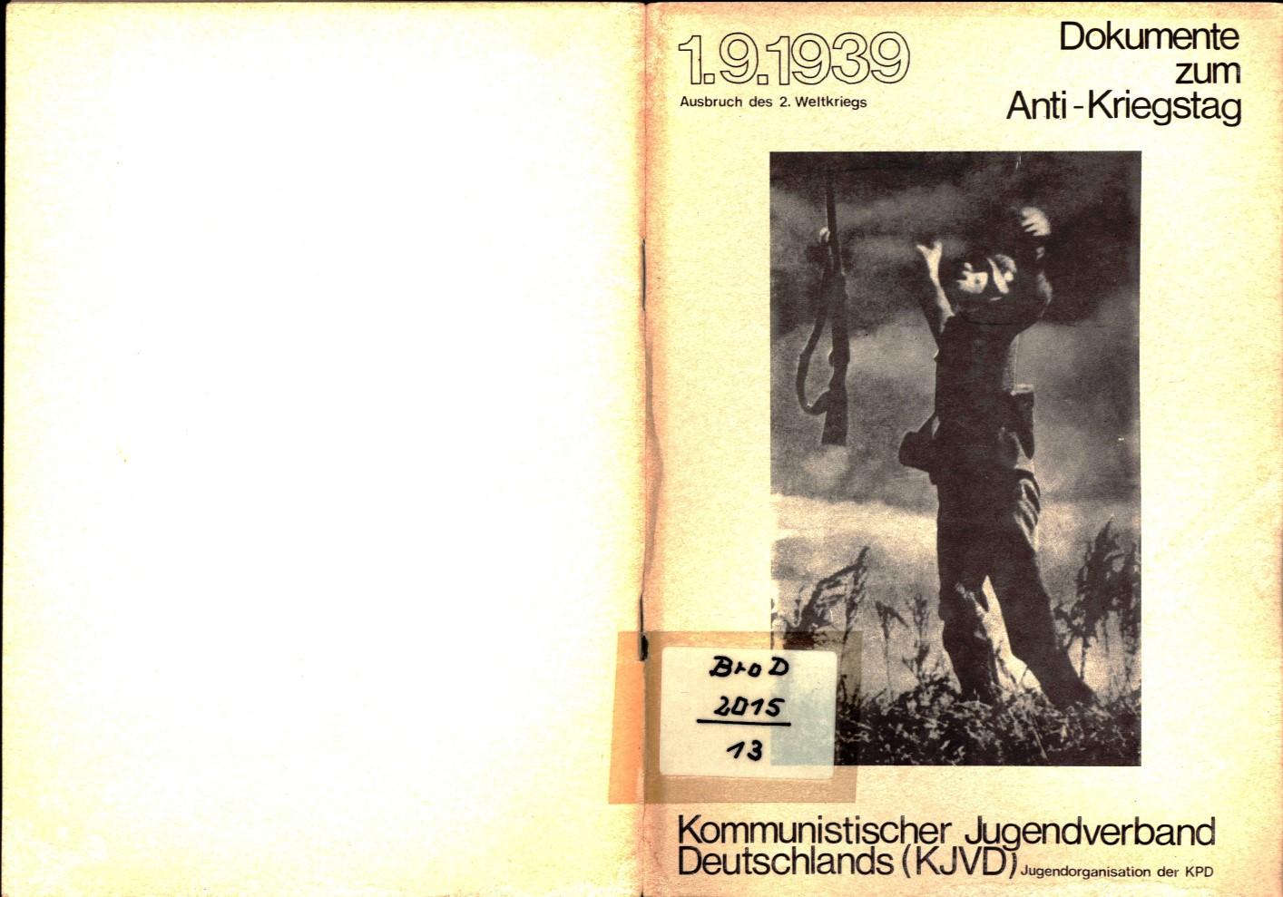 KJVD_1979_Dokumente_zum_Antikriegstag_01