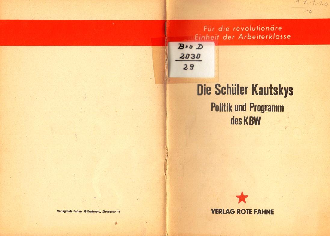 KPDAO_1974_Die_Schueler_Kautsky_01