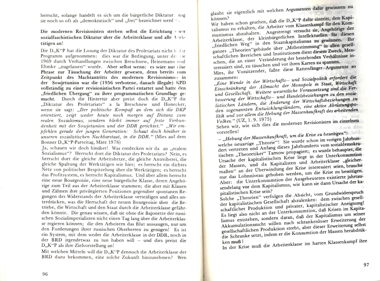KPDAO_1976_Agitationsbroschuere_zur_BTW_50