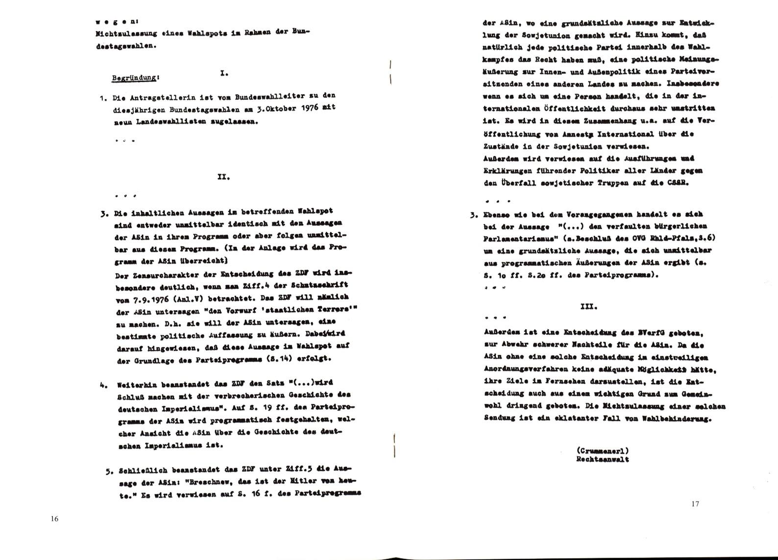 KPDAO_1976_Wahlbehinderungen_im_BTW_10
