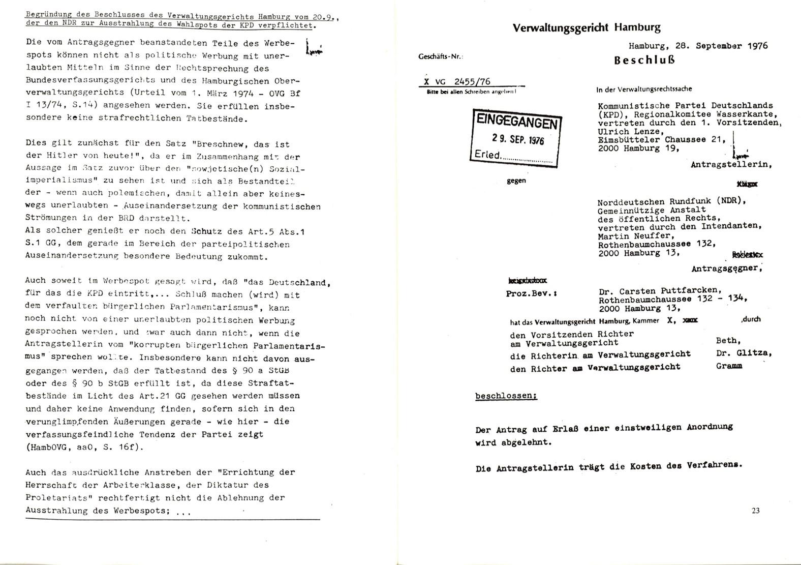 KPDAO_1976_Wahlbehinderungen_im_BTW_13
