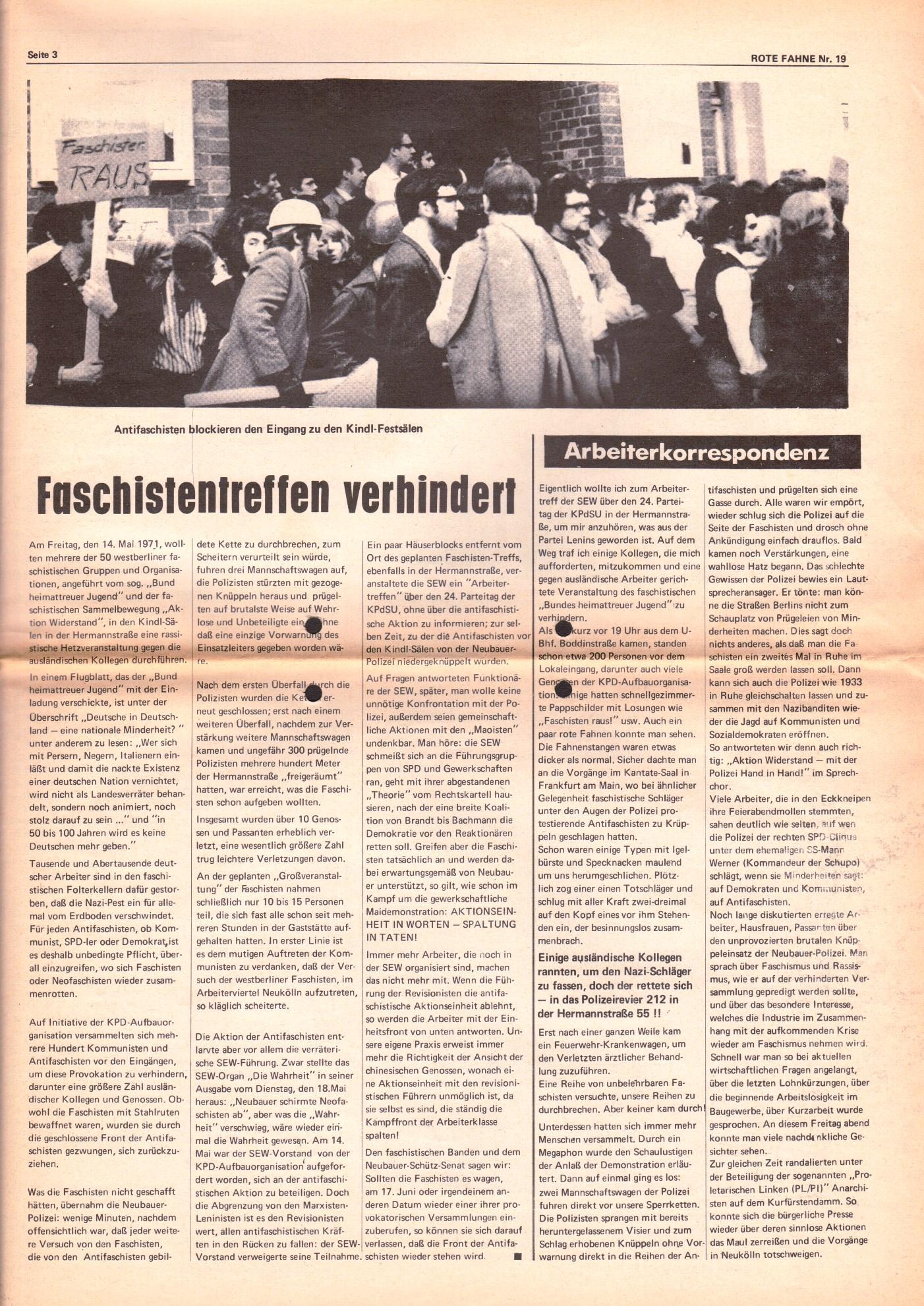 KPD_Rote_Fahne_1971_19_03