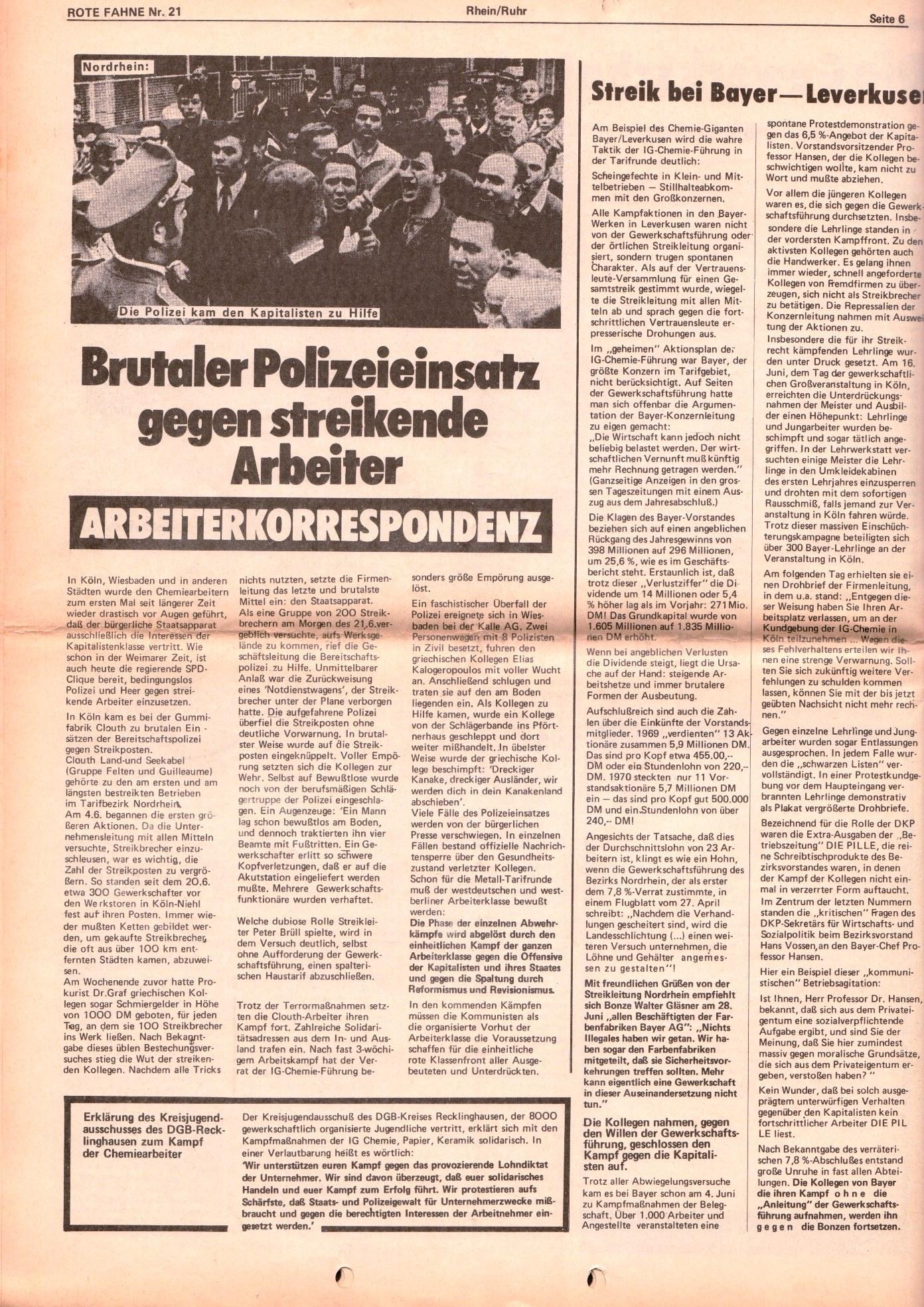 KPD_Rote_Fahne_1971_21_06