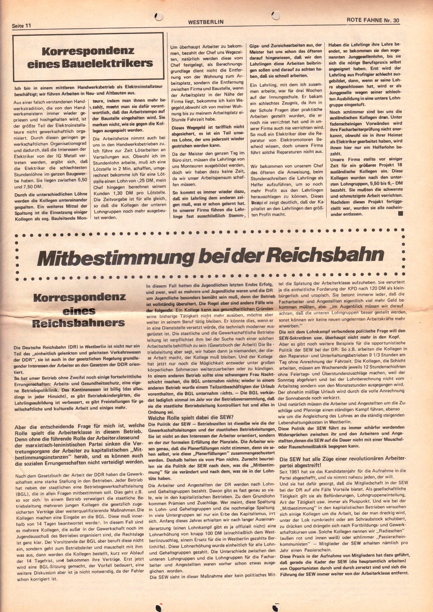 KPD_Rote_Fahne_1971_30_11
