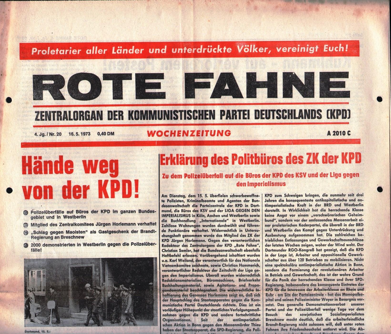KPD_Rote_Fahne_1973_20_01
