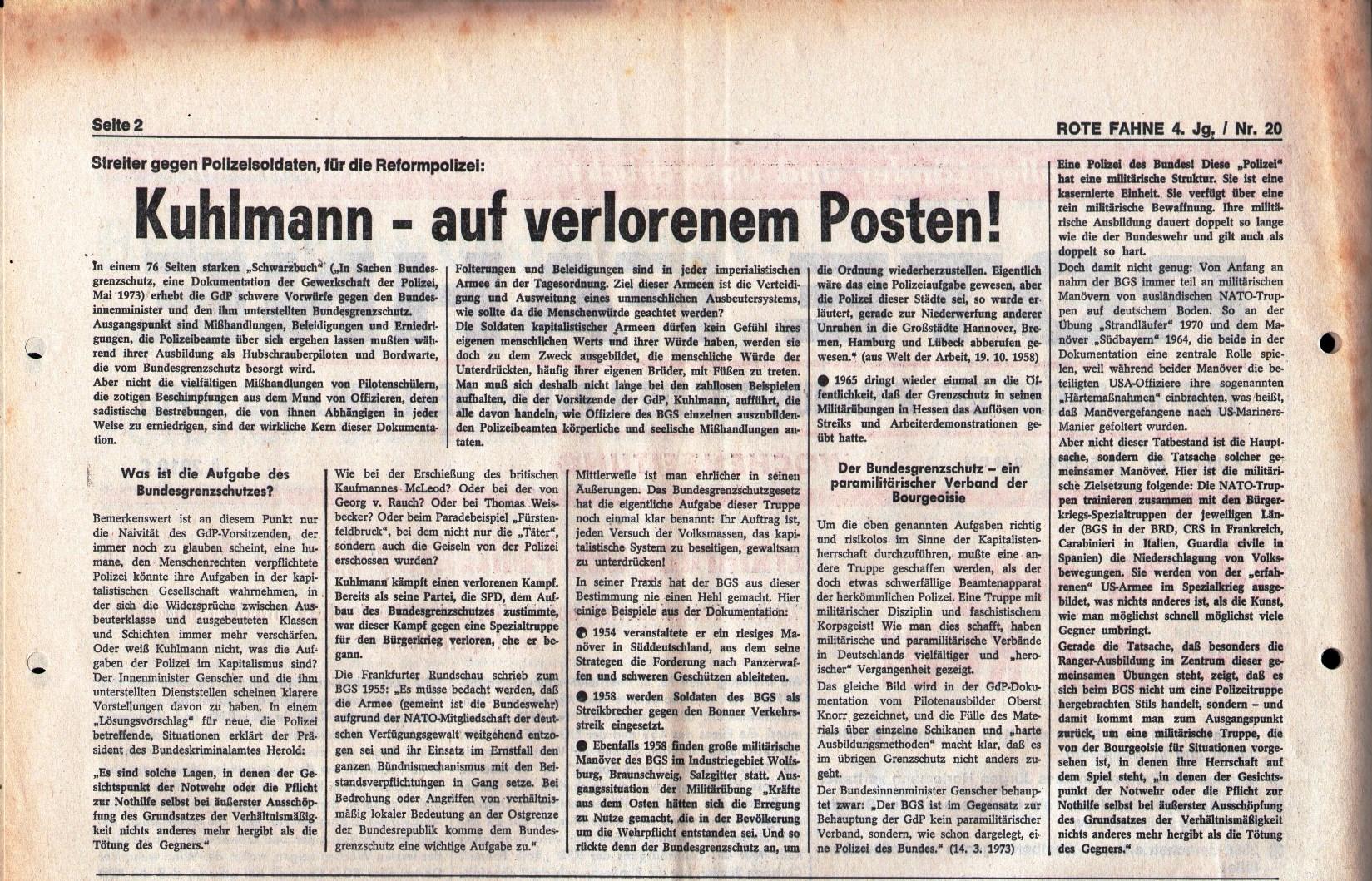 KPD_Rote_Fahne_1973_20_03