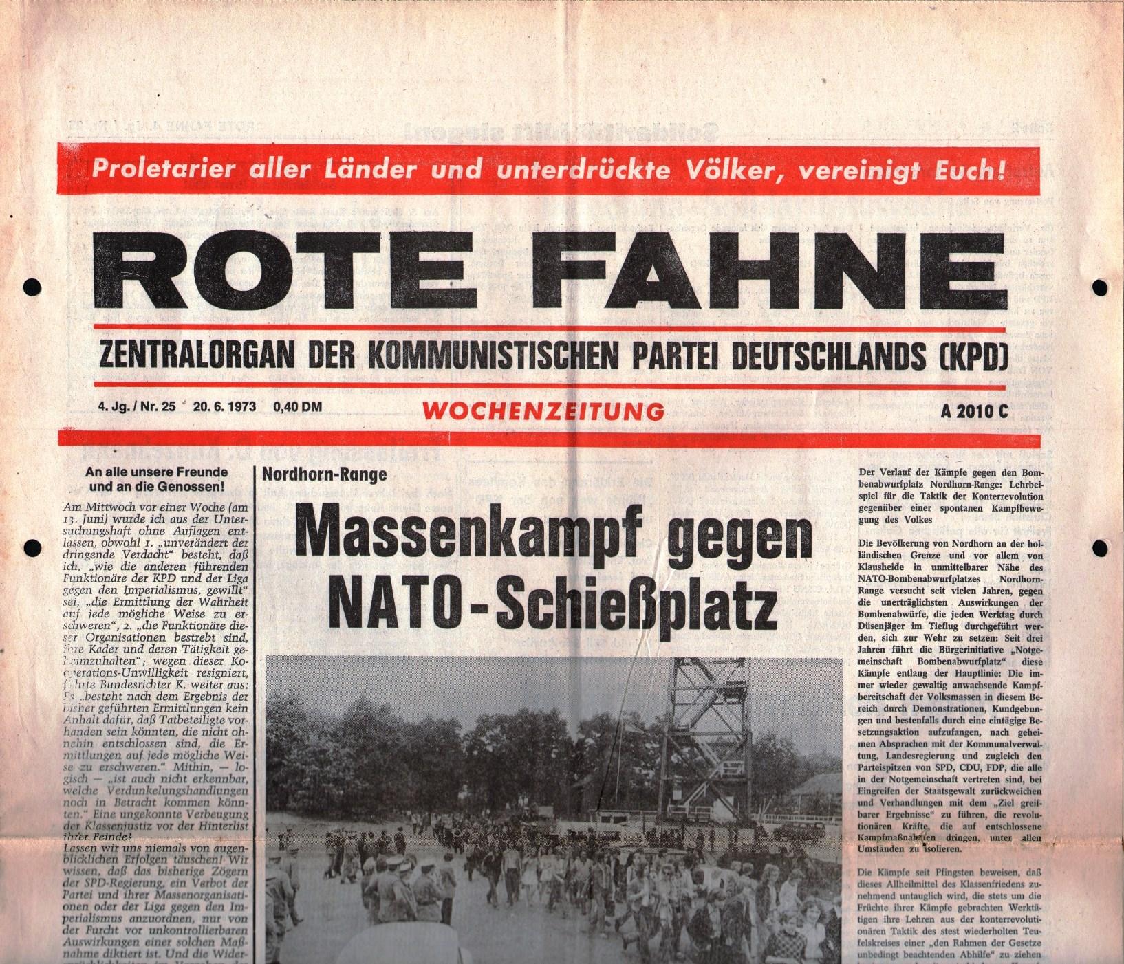KPD_Rote_Fahne_1973_25_01
