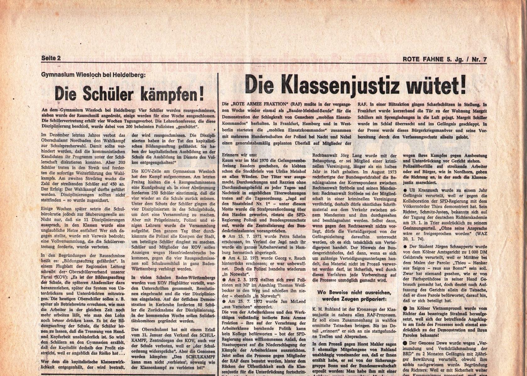 KPD_Rote_Fahne_1974_07_03
