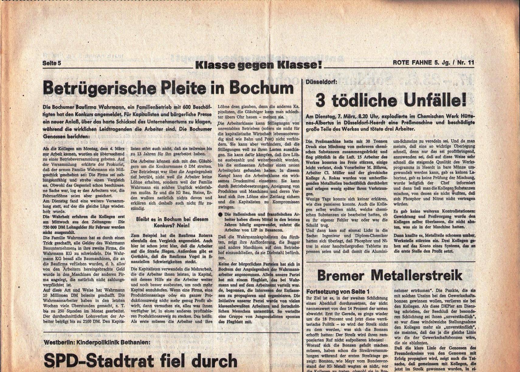KPD_Rote_Fahne_1974_11_09