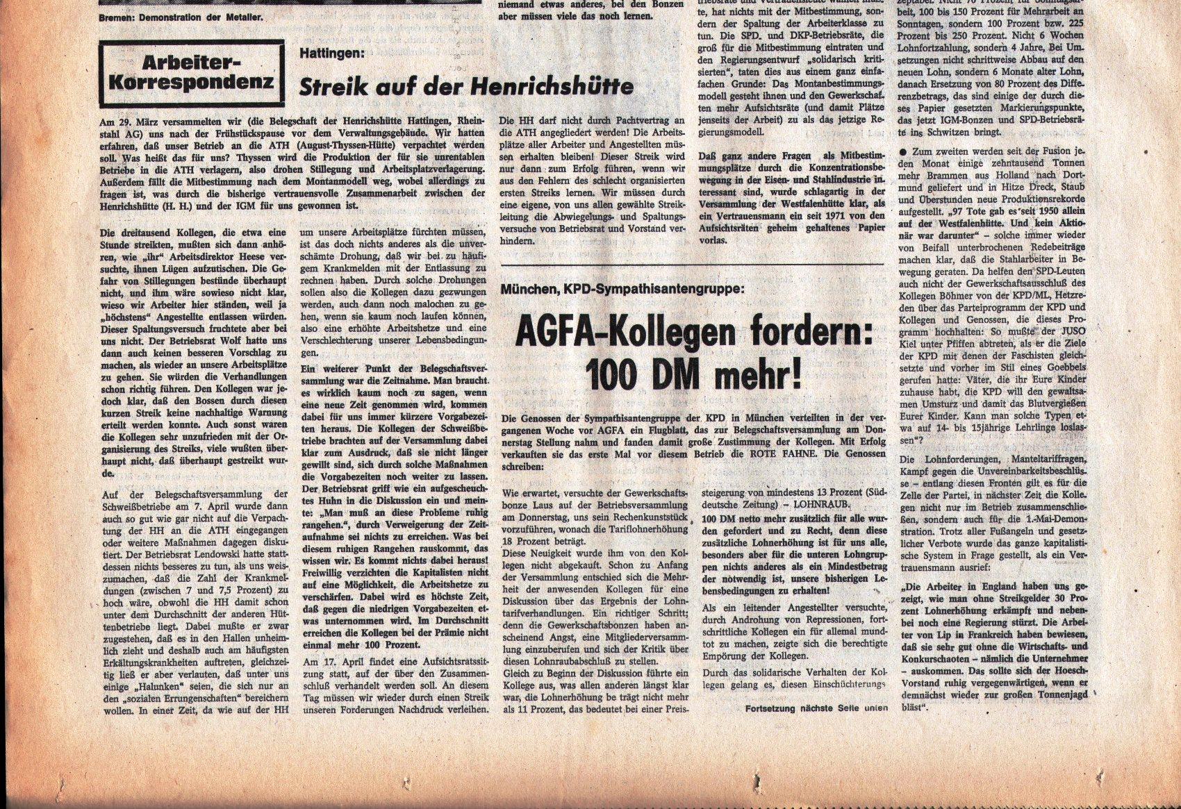 KPD_Rote_Fahne_1974_15_08