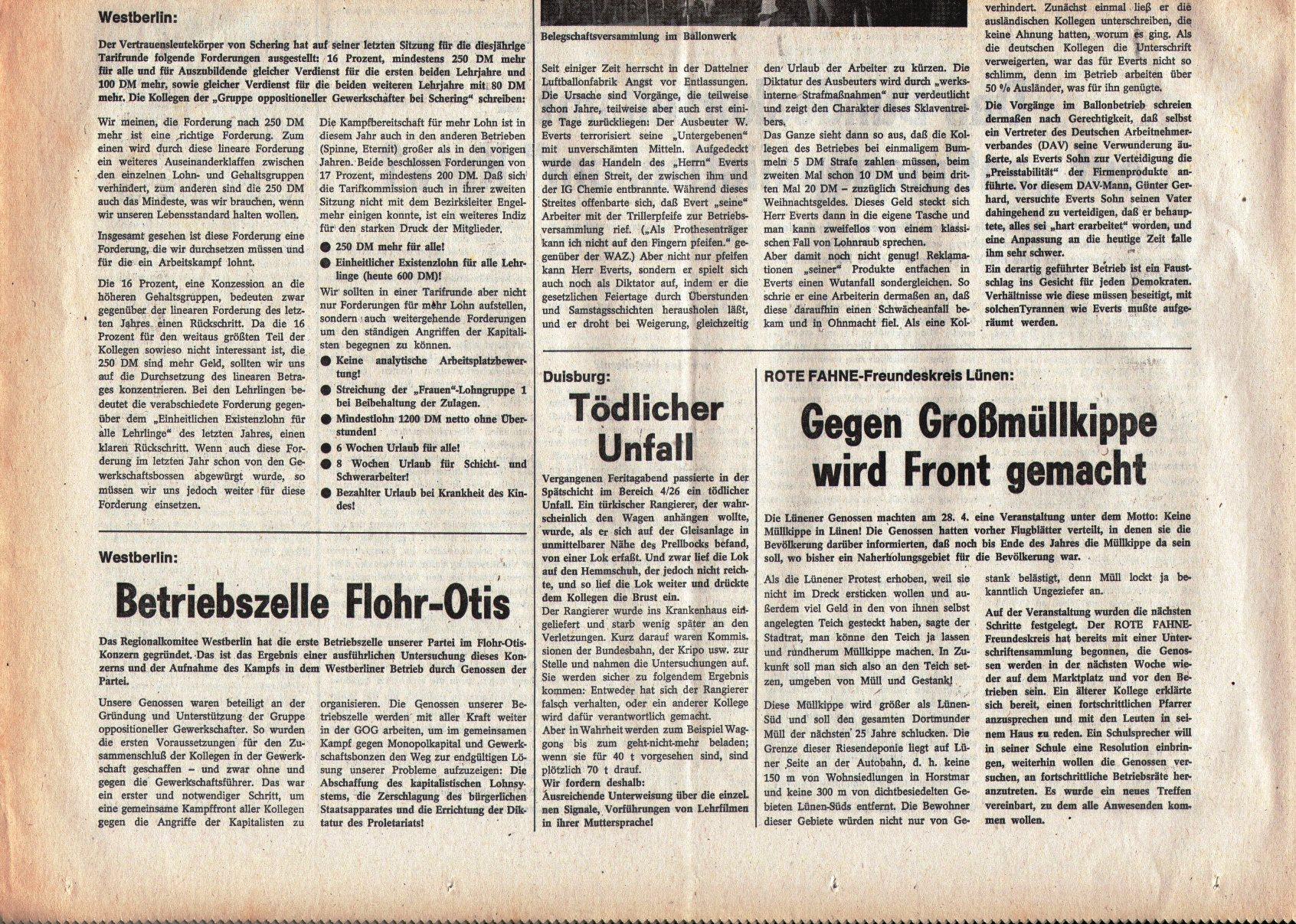 KPD_Rote_Fahne_1974_17_08