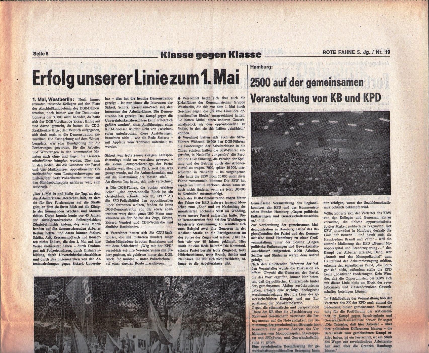 KPD_Rote_Fahne_1974_19_09