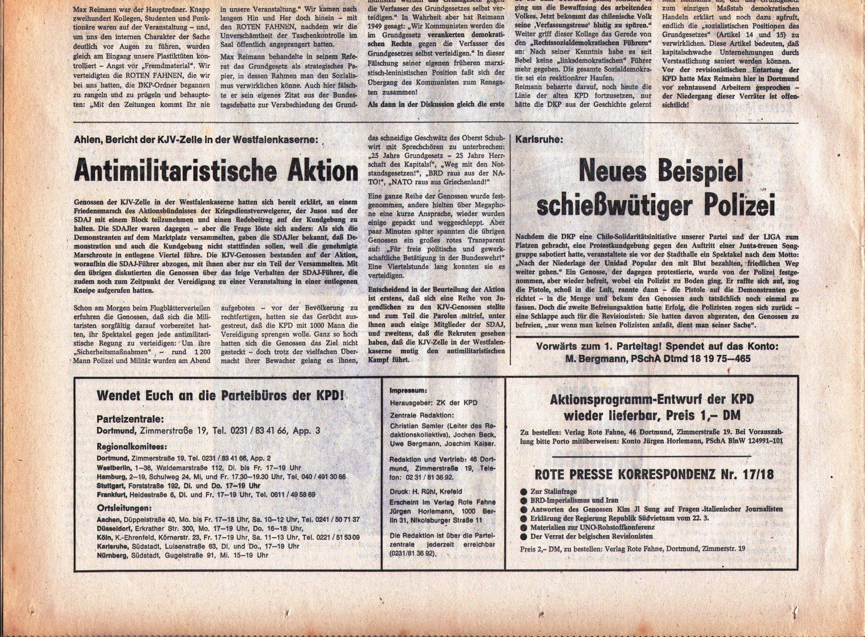 KPD_Rote_Fahne_1974_21_04