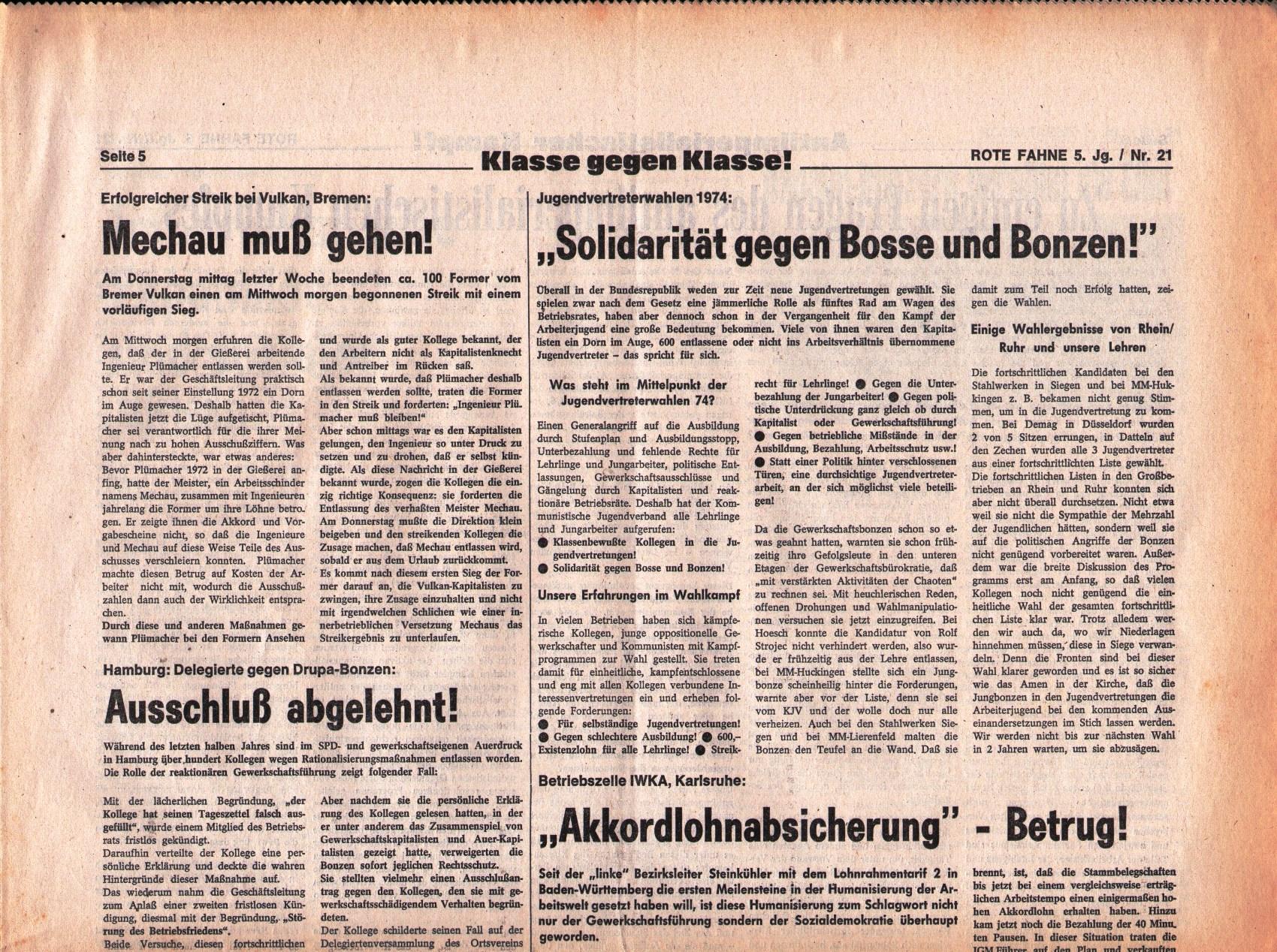 KPD_Rote_Fahne_1974_21_09