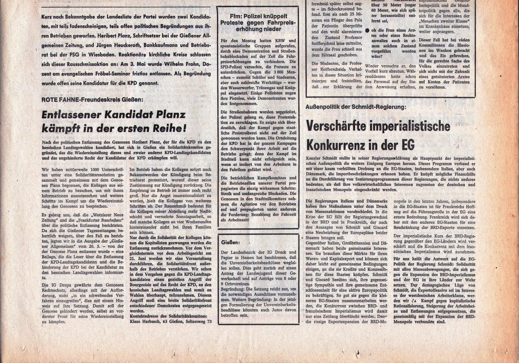 KPD_Rote_Fahne_1974_22_06