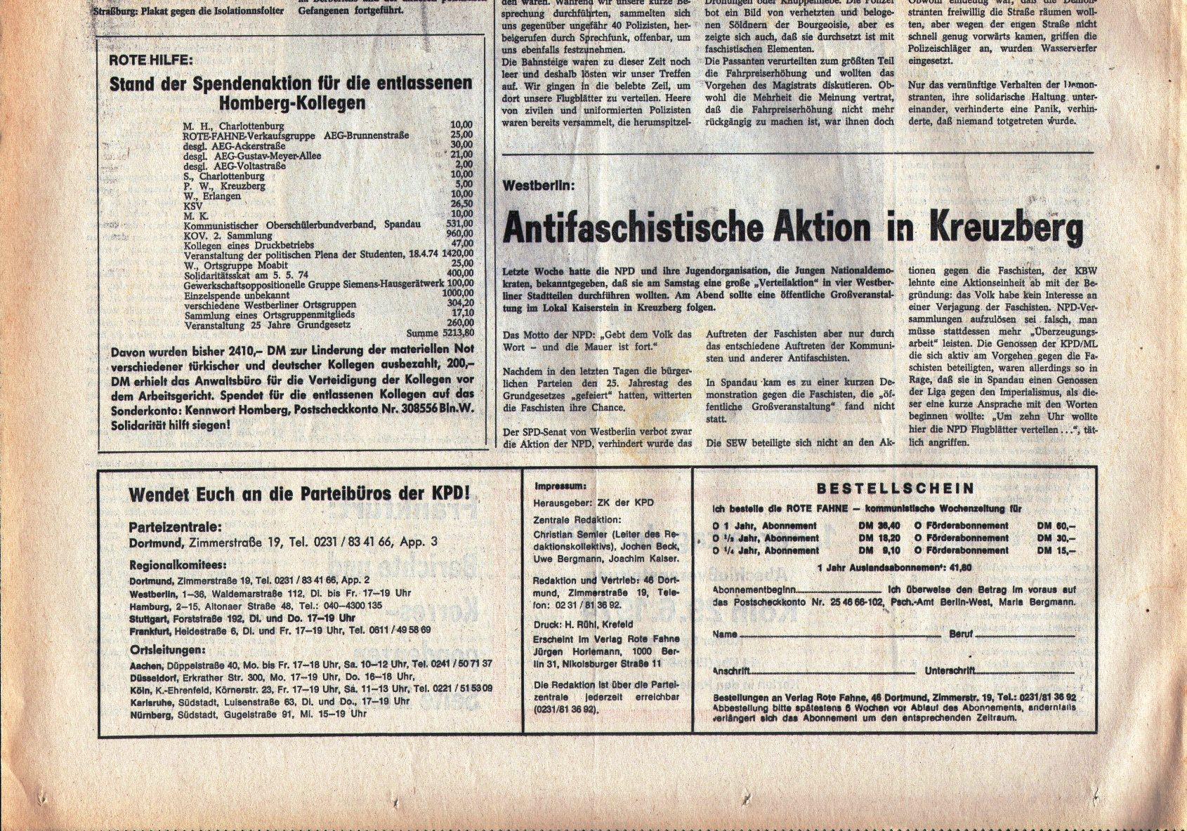 KPD_Rote_Fahne_1974_23_04