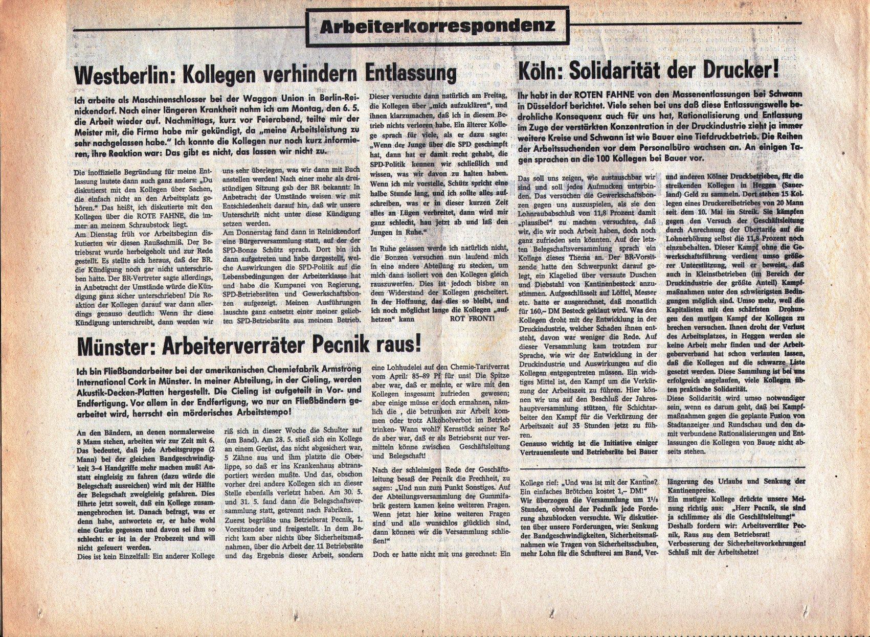 KPD_Rote_Fahne_1974_23_08
