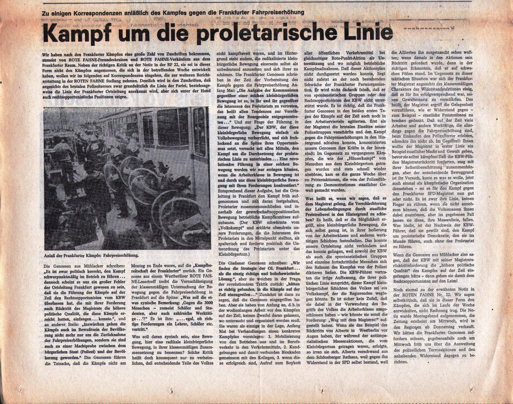 KPD_Rote_Fahne_1974_25_08