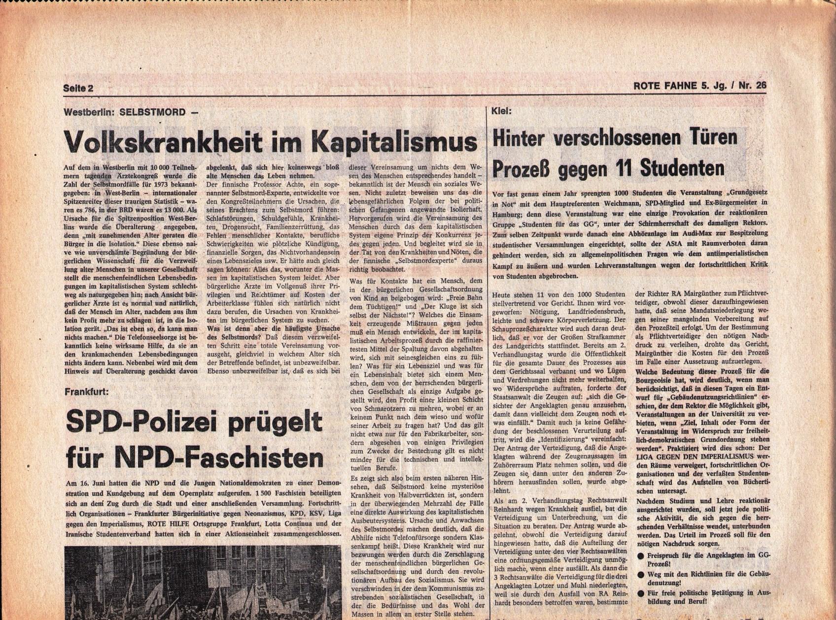 KPD_Rote_Fahne_1974_26_03