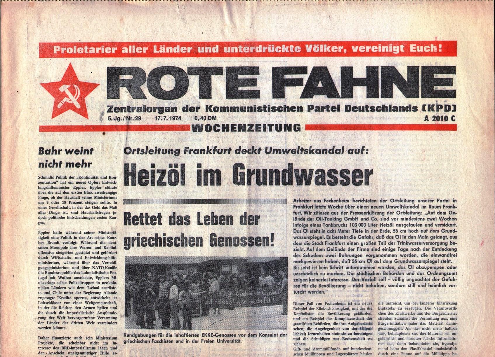KPD_Rote_Fahne_1974_29_01